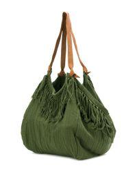 Caravana Green Haleb Shoulder Bag