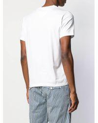 メンズ KENZO Valentine Tシャツ White