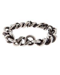 Werkstatt:münchen - Metallic Werkstatt:münchen Silver Bracelet for Men - Lyst