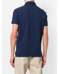 Polo Ralph Lauren Blue Slim-fit Polo Shirt for men