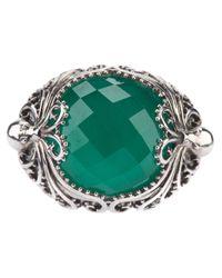 Stephen Webster | Green 'jewels Verne' Crystal Haze Octopus Ring | Lyst