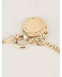 Marc By Marc Jacobs | Metallic 'sweetie' Bracelet | Lyst