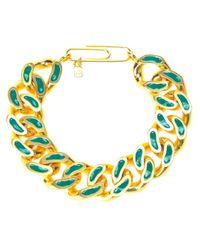 Aurelie Bidermann | Metallic 'waikiki' Bracelet | Lyst