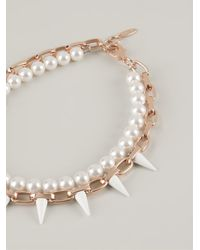 Joomi Lim - Metallic Spike Necklace - Lyst