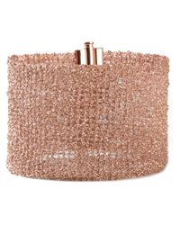 Christian Koban - Pink 'woven' Bracelet - Lyst
