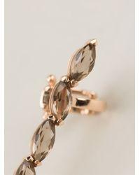 Elise Dray - Metallic 18kt Rose Gold 'ganji' Ear Cuff - Lyst