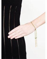 Carolina Bucci | Gray 18kt Yellow Gold 'money' Bracelet | Lyst