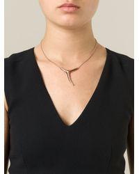 Shaun Leane - Blue Branch Pendant Necklace - Lyst