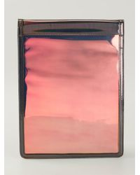 Marc By Marc Jacobs - Black 'crystal Clear' Tablet Case - Lyst