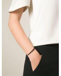 Joelle Jewellery | Metallic 'spike' Bangle | Lyst
