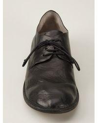 Marsèll Black Marsèll 'marsacco' Lace-up Shoes for men