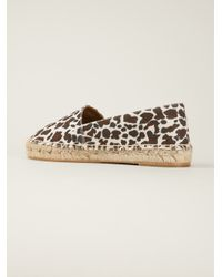 Stella McCartney - Natural 'rocio' Espadrilles - Lyst