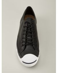 Converse - Black 'jack Purcell' Sneakers for Men - Lyst