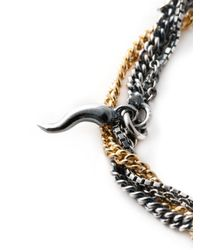 Puro Iosselliani - Blue Sapphire Ring Tangled Bracelet - Lyst