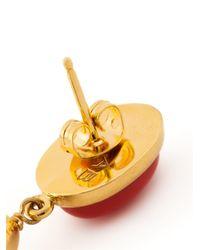 Aurelie Bidermann | Metallic 'monteroso' Earrings | Lyst