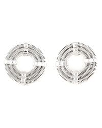 Lara Bohinc | Metallic 'apollo' Earrings | Lyst