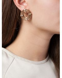 Lara Bohinc - Pink 'apollo' Earrings - Lyst