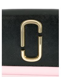 Marc Jacobs Multicolor Snapshot Chain Wallet