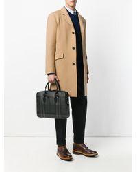 Mallette London Burberry pour homme en coloris Gray