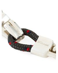 Miansai - Metallic Link Chain Bracelet - Lyst