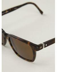 Mykita Brown 'russel' Sunglasses for men