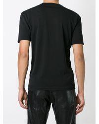 DSquared² - Black Matrioska Print T-shirt for Men - Lyst