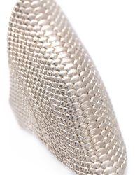 Venyx Metallic 'conda' Ring
