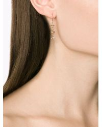Melissa Joy Manning - Metallic Herkimer Diamond Drop Earrings - Lyst