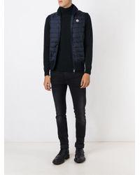 Moncler Black Padded Jacket for men