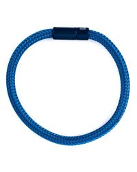 Tateossian - Blue 'soho' Bracelet for Men - Lyst