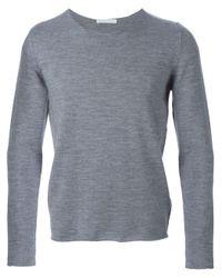 Societe Anonyme - Gray Société Anonyme Fine Knit Sweater - Lyst