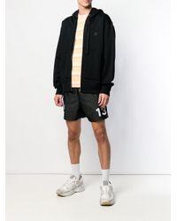 Sweat Ferris Face à capuche Acne en coloris Black