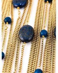 Rosantica Blue 'santa Barbara' Necklace
