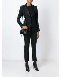 DESA NINETEENSEVENTYTWO Black 'nine' Drawstring Bag