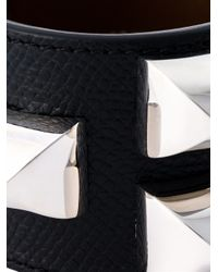 Givenchy | Black Studded Cuff | Lyst