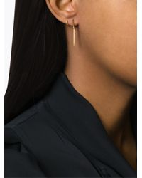 Maria Black - Metallic 'nomi Twirl' Earrings - Lyst