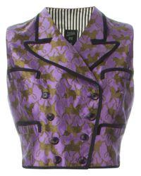 Jean Paul Gaultier - Multicolor 'le Grand Voyage' Waistcoat - Lyst