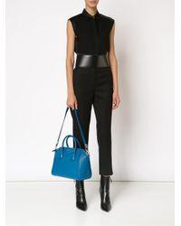 Givenchy - Blue Small 'antigona' Tote - Lyst