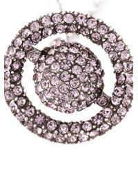 Vivienne Westwood Anglomania - Metallic 'grace' Pendant Necklace - Lyst