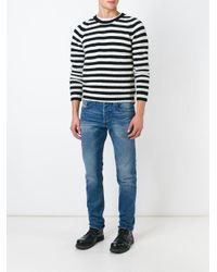 DIESEL Blue 'buster' Jeans for men