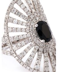 Elise Dray | Metallic 'pimkie Antoinette' Ring | Lyst