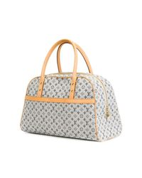 Louis Vuitton | Blue Denim Monogram Tote | Lyst