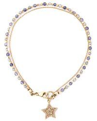 Astley Clarke - Metallic 'super Star Fine Biography' Diamonds Bracelet - Lyst