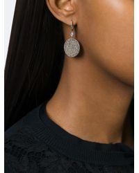 Astley Clarke - Metallic Large 'icon' Diamond Earrings - Lyst