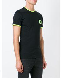 Philipp Plein | Black 'close' T-shirt for Men | Lyst