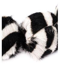 Marni - Multicolor Zebra Pattern Necklace - Lyst
