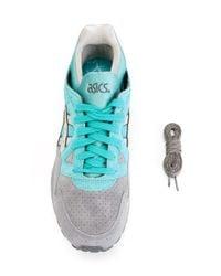 Asics - Gray 'gel Lyte V Jack Frost' Sneakers for Men - Lyst
