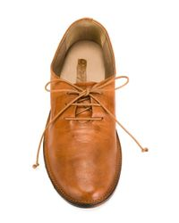 Marsèll - Brown Marsèll Lace-up Shoes - Lyst