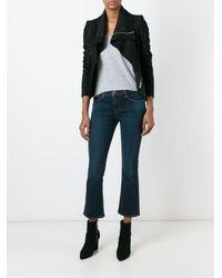 J Brand Blue 'selena' Jeans