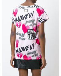 Philipp Plein - Black Katy T-shirt - Lyst